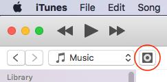 iTunes shuffle